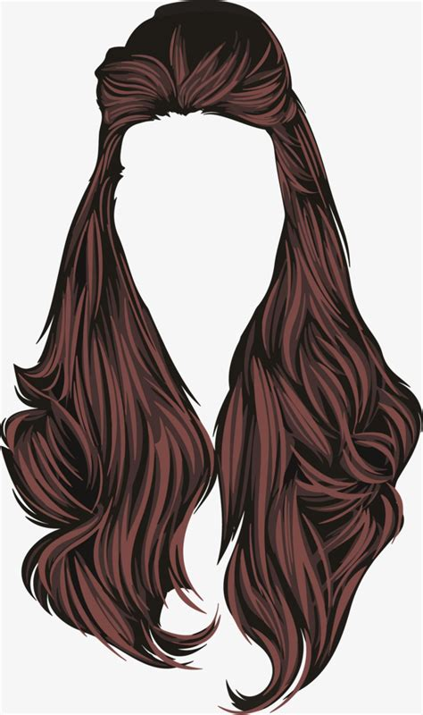 Free Hairstyle Downloads by Vector Hairstyle Hairstyle Hair Vector Free