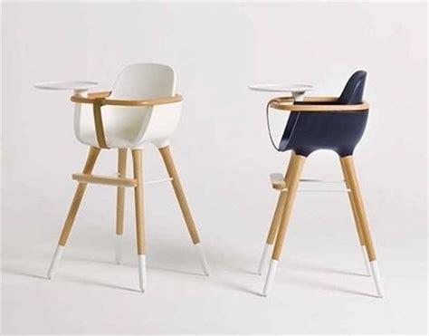 chaise haute bébé design les 25 meilleures id 233 es concernant chaises hautes sur
