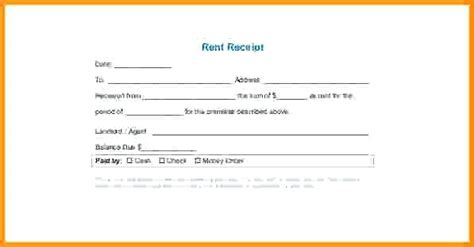 rent receipt template ontario landlord receipt template kinoroom club