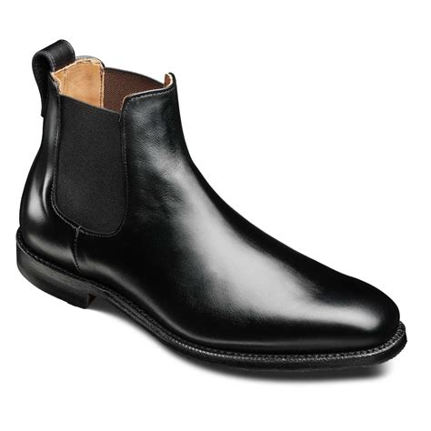 dress boots liverpool chelsea dress boot by allen edmonds