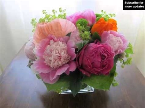 Vases For Bridesmaid Bouquets by Peony Bouquet Vase Picture Ideas For Wedding Peony