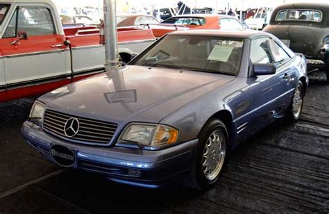 blue book value used cars 1997 mercedes benz slk class user collector car auction snapshot 1997 mercedes benz sl320