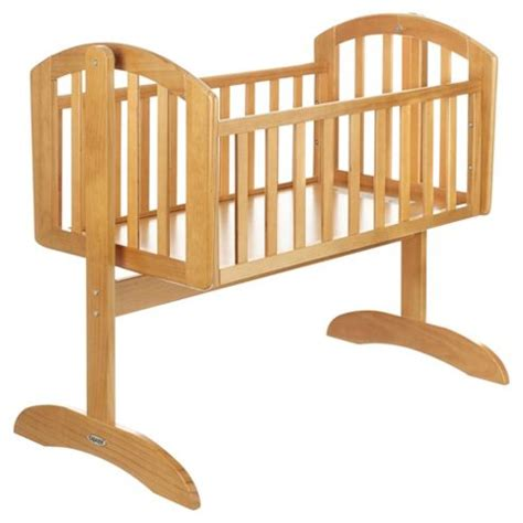 Buy Obaby Sophie Swinging Crib From Our Cribs Range Tesco
