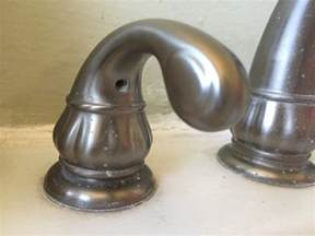plumbing fixing leaky faucet handles won t budge
