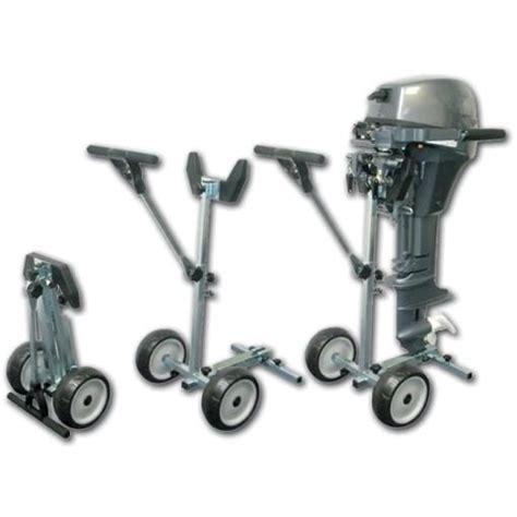 buitenboordmotor cursus rooteq tr 60 trolley voor buitenboord motor tot 15pk 60kg