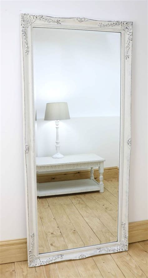 shabby chic length mirror best 25 length mirrors ideas on large