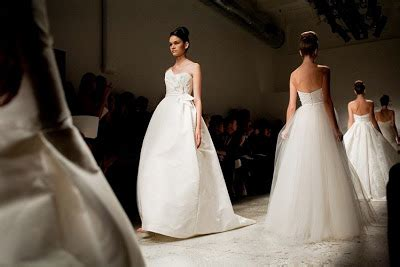Sle Wedding Dresses Uk by Daily Cup Of Couture Bridal Market Week 2012