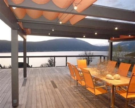 houzz retractable pergola canopy design ideas amp remodel