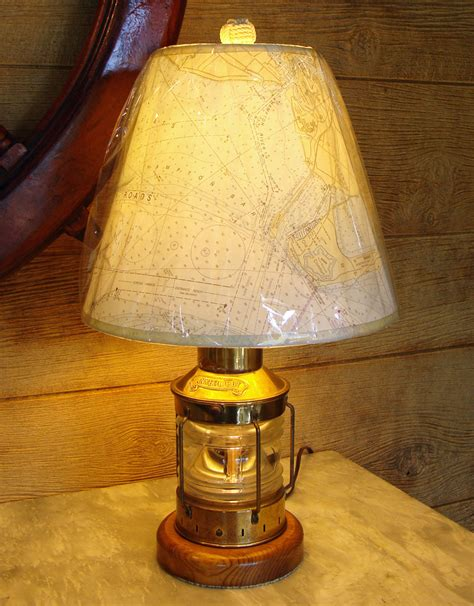 Lantern Table L Skipjack S Nautical Living Dress Up Your L With An Affordable Nautical L Finial