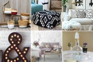 Crafts For Decorating Your Home Best Diy Projects For Home Decorating Popsugar Home