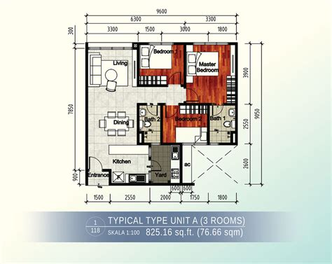 green floor plans review for casa green bukit jalil propsocial