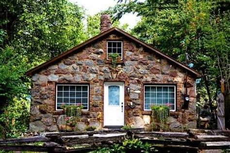 design cottage stone cottage small homes pinterest
