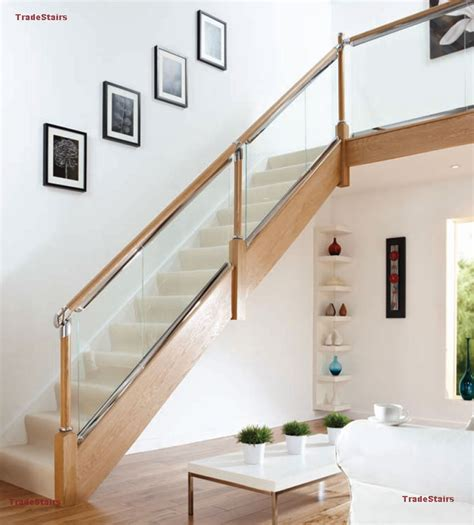 glass staircase banister 1000 images about staircase ideas on pinterest