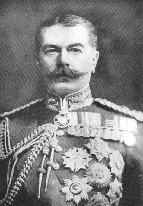 Lord Horatio Kitchener by Kitchener