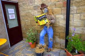No Carve Pumpkin Decorating Ideas For Adults Scarecrow Contest Ideas Pictures To Pin On Pinterest