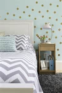 gray dots and project nursery on