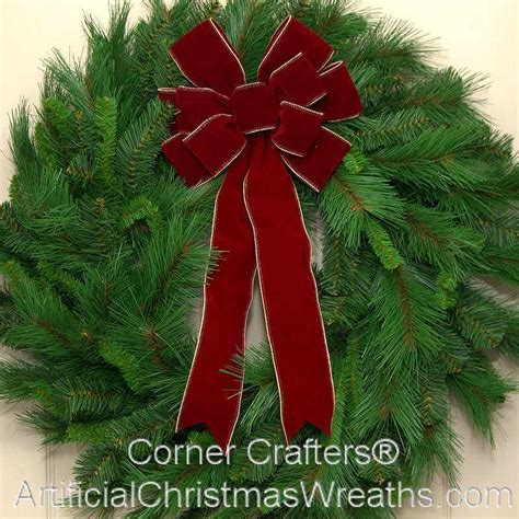 30 inch christmas wreath cornercrafters com christmas