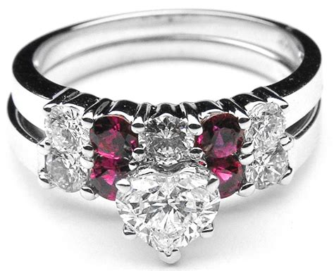 engagement ring engagement ring ruby gem
