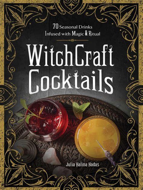 witchcraft cocktails book  julia halina hadas