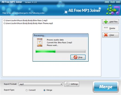 all format audio joiner windows combine audio files without re encoding with all