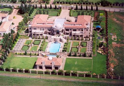 Floor Plans Modern 21 000 square foot mega mansion in midrand south africa