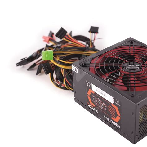 800w Power Supply by Approx 800w Gaming Pc Power Supply Alzashop