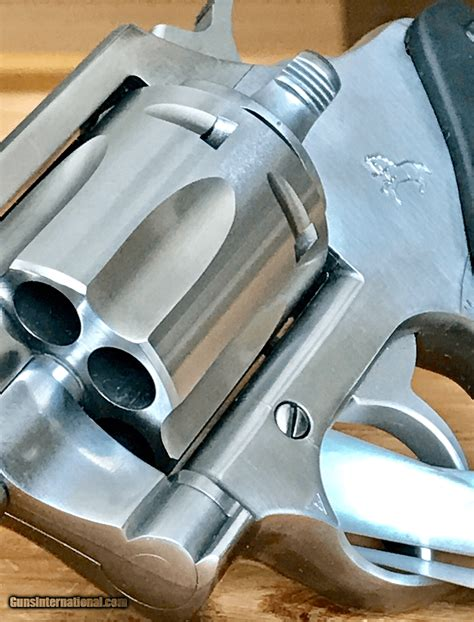 38 F Stainless Darat Dalam 38 Inch colt ds ii 38 special with 3 quot barrel satin stainless finish