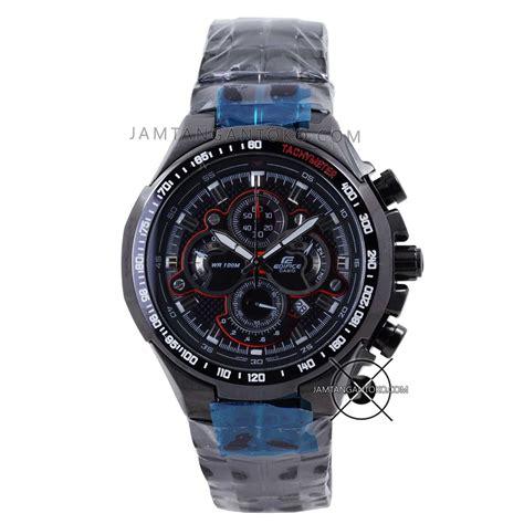 Exlcusive Jam Tangan Pria Merk Casio Edifice Ef Eqw720 Chronogprah Rub harga sarap jam tangan edifice ef 554bk 1av black