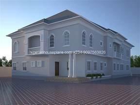 6 bedroom duplex ref nos 6011 nigerianhouseplans