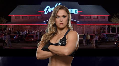ronda rousey house road house remake lands director nick cassavetes