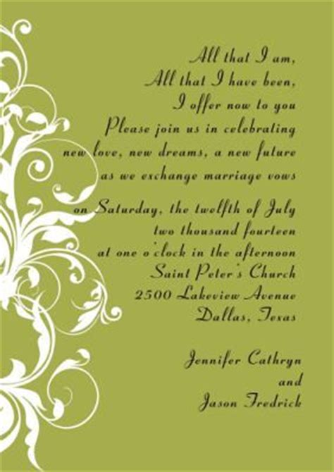 wedding invitation wording for second marriage second marriage invitation wording wedding and i am