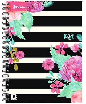 imagenes de flores kiut cuadernos city