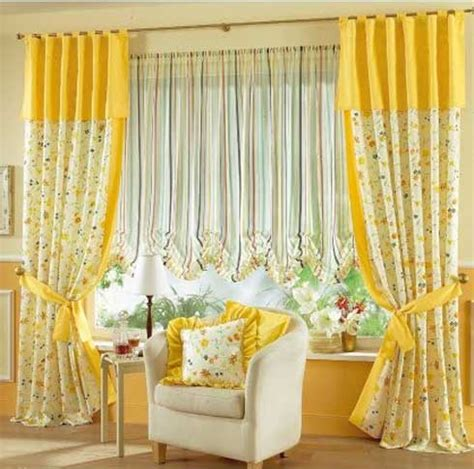 Drapery Ideas Design Ideas Concept New Home Designs Home Curtain Designs Ideas