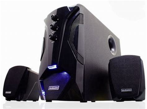 Home Theater Simbadda speaker simbada