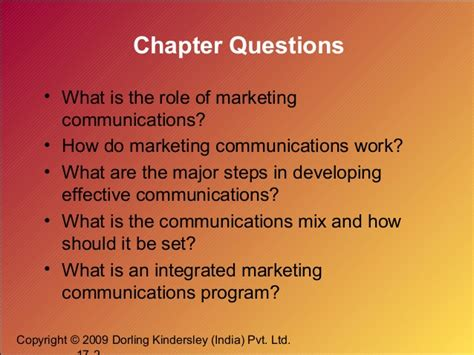 Imc Integrated Marketing Communication That Sells J B14 81342 marketing managememnt 13ed chapter 17