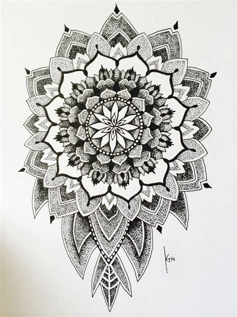 henna tattoo anleitung mandala dotwork motive anleitung gibt es auf
