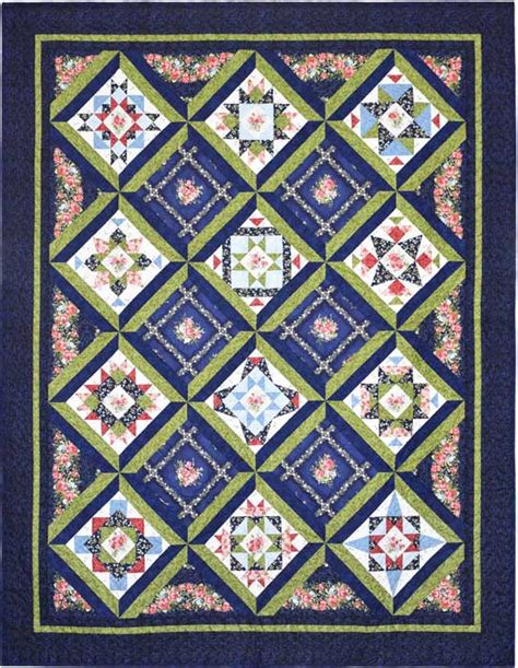 Machine Quilting In Sections by What S New From Marti Michell Featuring Quilting With The