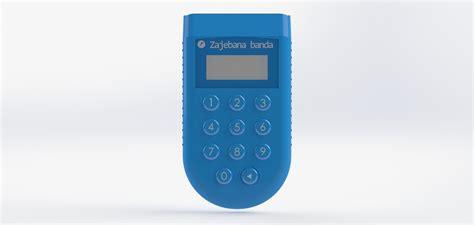 Zaba Cell Phone Lookup Token Free 3d Model Stl Sldprt Sldasm Slddrw Ige Igs Iges Cgtrader