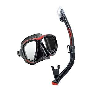 Tusa Mask Snorkel Mini Kleio Youth Combo Uc 2014 Cgr Diving Snorkeling tusa sport foot fins foot dive fin scuba