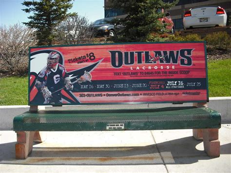 advertising bench bench advertising outdoor advertising and promotions