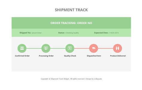 Shipment Track Responsive Widget Template By W3layouts Shipment Tracking Website Template