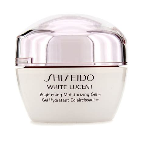 Brightening 50ml 1 7oz shiseido white lucent brightening moisturizing gel w 50ml