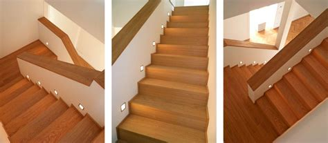Treppen Innen Holz by Treppe Faltwerktreppe Auf Betonlauf Bender Roth