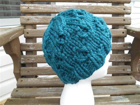 knitting pattern bulky yarn hat super bulky whirls of hope hat allfreeknitting com