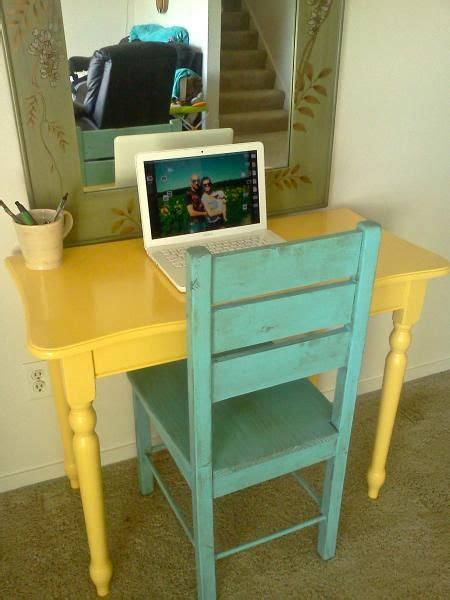 Do It Yourself Computer Desk Computer Desk And Chair Do It Yourself Home Projects From White Desk Made From Table