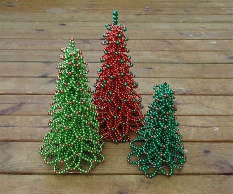 beaded tree top 40 beaded decorations celebration