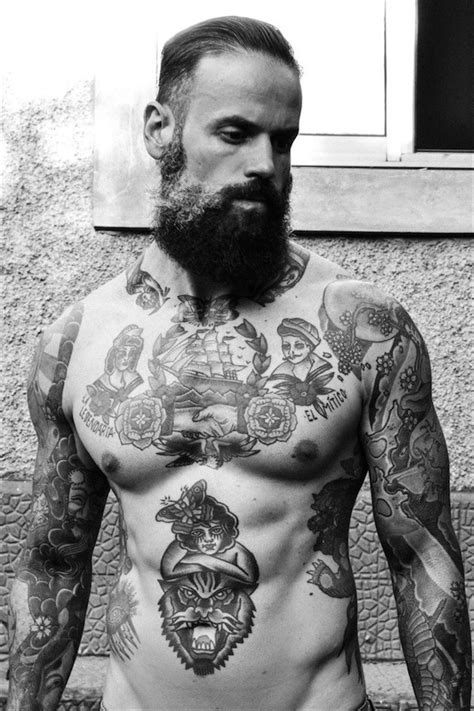 tattoo old school chest top 144 chest tattoos for men