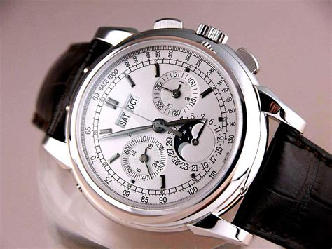 Jam Tangan Pria Cowok Luxury Patek Phillipe Leather Black Rosegold top sell mens luxury automatic watches for leather pp08 chronograph watches