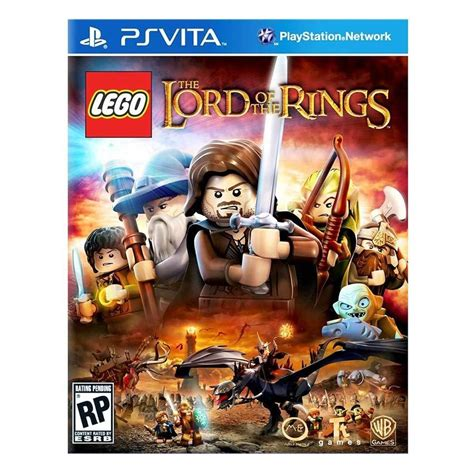 Kaset 2nd Psvita Lego The Lord Of The Rings Reg 1 lego the lord of the rings playsta end 5 26 2020 4 26 pm