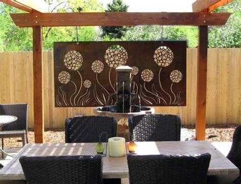 Best 20 Of Decorative Metal Wall Art Panels Metal Garden Wall
